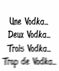 image drole vodka
